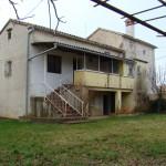 Fabci house, unrestored
