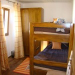 finished bunkbed room in Kovaci, Istria