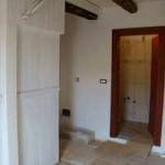 shower-room with door in Kovaci, Istria