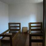 new beds in bedroom, Kovaci, Istria