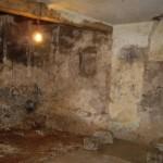house kitchen in Kovaci, Istria before restoration