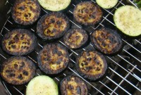 BBQ-courgette