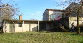 Renovation prospect near Baderna
