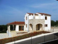 Newly built house near Umag