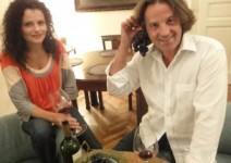 Ozren & Željka, founders of Croatia's Restaurant Week