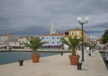 Fažana seafront