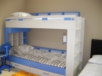 Attractive bunk-bed in Mima