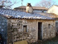 Cute old shed in Kovaci, Istria