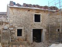 Barn with new window in Kovaci, Istria
