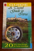 Front cover of Travel Guide to Istria drive book