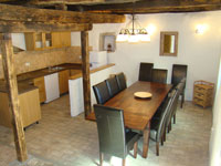 Kitchen-diner in Kovaci, Istria