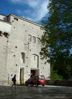 Pazin Castle entrance, Istria
