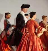 Dancing at Iustitia, Porec, Istria