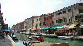 Sleepier Murano, Venice