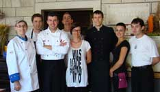 Fancita's team, Vrsar, Istria