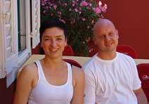 Jelena & Adriano, Monte Carlo, Vrsar, Istria