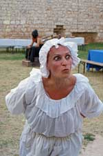 Actress in Mae the Witch, Istria