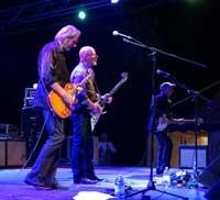 Wishbone Ash playing Montraker, Vrsar, Istria