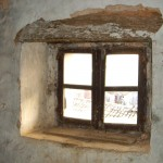 Another old attic window