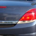 Fixed back bumper